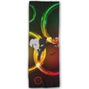 Cats And Dogs Travel Yoga Mat