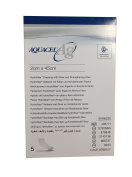 Aquacel Ag Hydrofiber Wound Dressing With Silver And Strengthening Fibre, 2cm x 45cm, Pack of 5