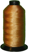 Item4ever® Beige #277 T270 Bonded Nylon Sewing Thread 800 Yard for Outdoor, Leather, Upholstery