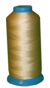 Item4ever® Army TAN size #277 T270 Bonded Nylon Sewing Thread 800 Yard for Outdoor, Leather, Upholstery