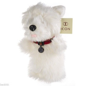 Paterson Icon Golf Novelty Westie Dog Driver Headcover