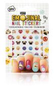 NPW-USA Get Emojinal Nail Art Sticker Decals