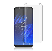 for Samsung Galaxy S8 screen protector,ABCsell For for Samsung Galaxy S8 15cm Screen Protector 9H Curved Full Temper Glass Film