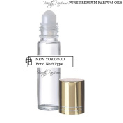 Bond. 9 New York Oud *Type (U) Concentrated Version PREMIUM PERFUME BODY OIL Roll on : UNCUT PARFUM OIL