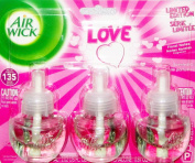 Air Wick Limited Edition Love Floral Notes Air Freshener Scented Oils Refill