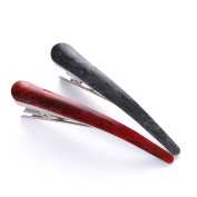 Duck Teeth Bows Hair Clips Hair Grip Crocodile Accessories Hairpins Chic Styling Claw Hair Barrettes Makeover Pinch Clip - Classic