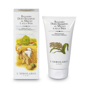 L'Erbolario After-shampoo Conditioner with Millet and Soy Enriched with Mineral Oligo-Elements 150ml