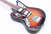 RGM85 Kurt Cobain NIRVANA Miniature Guitar Including leather guitar strap