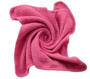 Interesting® 4Pcs Microfiber Nano Towel Car Kitchen Floor Cleaning Cloth Dish Washing Cloth Scouring Pad