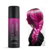 Joico InstaTint Temporary Colour Shimmer Spray, 40ml (with free Sleek Steel Tail Comb)