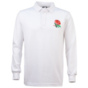 TOFFS England 1980 Vintage Rugby Shirt