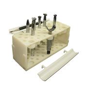 Plastic Tool Rack 8123-00 Leathercraft Stamp and Tool Holder