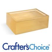Honey Melt & Pour Soap Base - Crafter's Choice Premium MP Soap Base