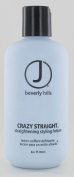 J Beverly Hills Crazy Straight Straightening Styling Lotion 240ml