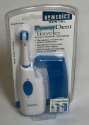 Homedics Power Dent Traveller Battery Operated Toothbrush HD-50C