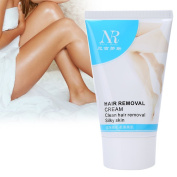 Hair Removal Cream,Skin So Soft Fresh & Smooth Women Armpit Legs Pubic Underarm Body Health Beauty Depilatory Paste 60ml