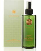 OIL BODY SPRAY (JASMINE) with Sesame Seed Oil and Candeia Extract, 220ml