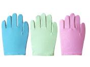 Family Place Dermatological Eczema Moisture Locking Cotton Gloves