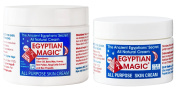 Egyptian Magic All Purpose Skin Cream 90ml | Skin, Hair, Anti Ageing, Stretch Marks | 100% Natural Ingredients |