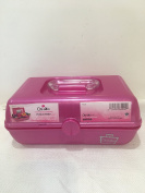 Caboodles Pretty in Petite Small Hard Plastic Makeup Case Holder