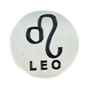 NEW EVERGOLF Zodiac Sign Leo Metal Golf Ball Marker