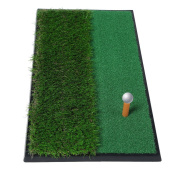 "Golf Putting Mat 12""x24"", OUTAD Outdoor/Indoor Training Equipment Aid Golf Practise Mat"