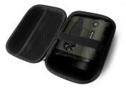 FitSand (TM) Travel Carry Zipper EVA Hard Case for Vortex Optics Ranger 1000 with Horizontal Component Distance Rangefinder RRF-101
