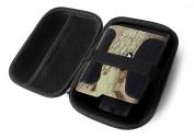 FitSand (TM) Carry Travel Zipper EVA Hard Case for Laser Rangefinder for Hunting and Golf