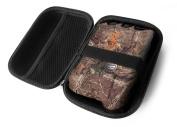 FitSand (TM) Travel Carry Zipper EVA Hard Case for Bushnell Michael Waddell Bone Collector Edition 4x 21mm Laser Rangefinder