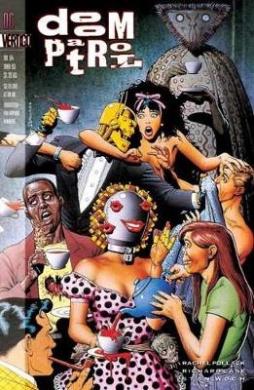 Doom Patrol Book Four