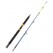 Fiblink Saltwater Offshore Extra Heavy 2-Piece Conventional Boat Fishing Rod