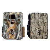 Browning Trail Cameras Strike Force Pro HD 18MP Game Camera + External Battery