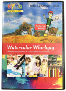 Learn watercolour painting in 4 easy lessons |