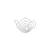 Hero Arts Nesting Tea Pot Infinity Steel Die