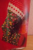 Stocking - Patchwork Ornament Kit 8007