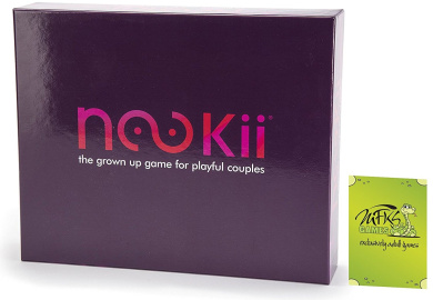 Nookii adult game for couples - Bundle - 2 Items