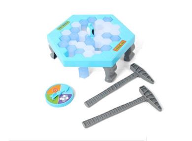PowerTRC Save Penguin Ice Breaking Game Toy
