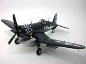 Vought F4U Corsair 1/72 Scale Plastic Assembled and Painted Model