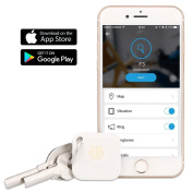 Bluetooth Key Finder, TITI Phone Finder, Wallet Locator for Apple iOS and Android Phone Tablet