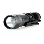 CREE XPE-R3 LED 1000 Lumens Lamp Clip Mini Penlight Flashlight Torch AAA MOONHOUSE