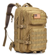 Military Tactical Backpack Army 3 Day Assault Pack Molle Bug Out Bag Backpacks Rucksacks