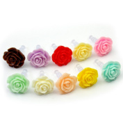 10Pcs Freedi 3.5mm Dust Plug Flower Earphone Cap Headphone Accessory for iPhone 4 4S 5 5S 6 HTC for Samsung Ipad 2 3 4 Mini Ipod Blackberry Sony Nokia