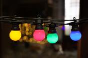 LED Globe Shaped Light String Outdoor or Indoor Lighting Large Energy Efficient LED Bulb