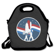Black Still Pioneers Reagan Space Pioneer Bayfield Bags For Man And Woman