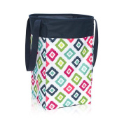 Thirty One Stand Tall Bin in Candy Corners - No Monogram - 4947