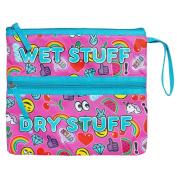 3C4G Emojipatch 2 in 1 Wet/Dry Stuff Bag