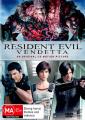 Resident Evil: Vendetta [Region 4]