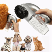 Vovotrade Portable Pet vacuum Cleaner Hanger For Dog Cat Grooming Vacuum System Clean Fur