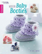 Leisure Arts-Modern Baby Booties