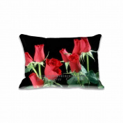 41cm x 60cm Pillow Protector Best Red For Rose Flowers Pillow Cover Home Decorative Kids Gift Pillow Cushion Cover